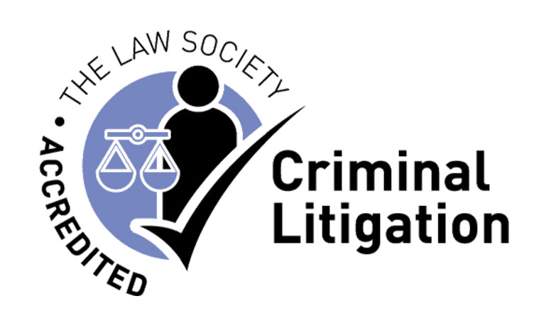 Potter Derby are members of the law society for criminal litigation