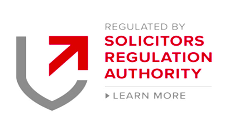 Potter Derby are members of Solicitors Regulation Authority