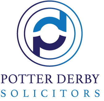 Potter Derby Solicitors Logo